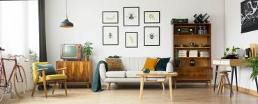 eclectic room style
